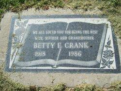 Betty C. Crank