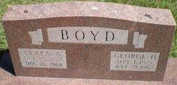 George H Boyd