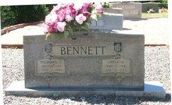Nena M <I>Holcomb</I> Bennett