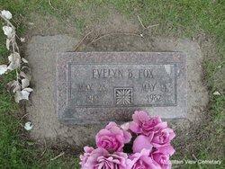 Evelyn B Fox