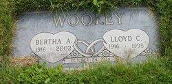 Bertha A Wooley