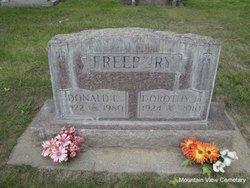 Donald L Freebury