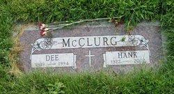 """Dolores A. """"Dee"""" <I>Ahlers</I> McClurg"""