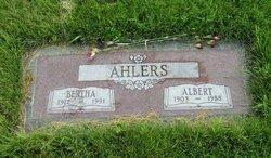 Bertha Lorraine Ahlers