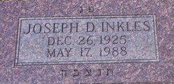 Joseph D Inkles