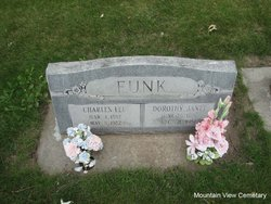 Dorothy Janet Funk