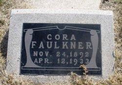 Cora <I>Sams</I> Faulkner