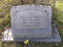 Weldon Bailey