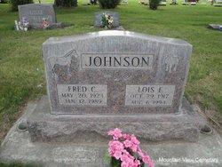 Lois E <I>Garrison</I> Johnson