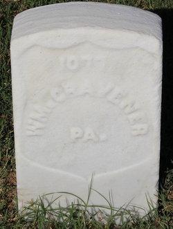 Pvt William Cravener