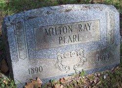Milton Ray Pearl