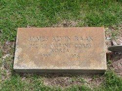 James Alvin Raak