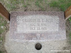 Charlotte E Just