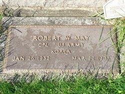 Corp Robert W. May