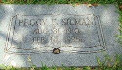 Peggy E. Silman