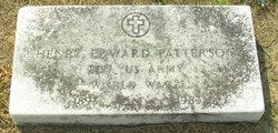 Henry Edward Patterson