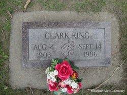 Clark Amos King
