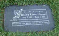Jessica Renee Licause