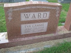 Eva Cammie Ward