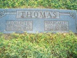 Margaret <I>Hammond</I> Thomas