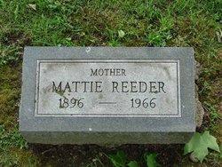 Mattie Reeder