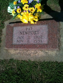 Pat Newport
