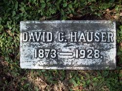 David C. Hauser