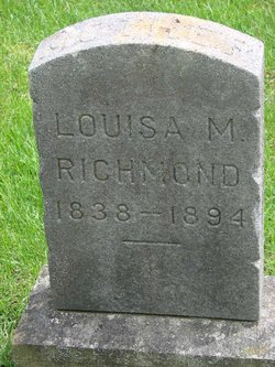 Louisa M. <I>Gitchel</I> Richmond