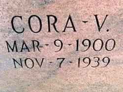 Cora V. Carpenter