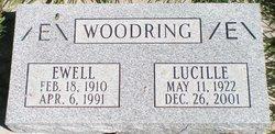 Ewell C Woodring
