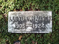 Lloyd D. Hauser