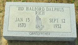"Halford Dalphus ""HD"" Rich"