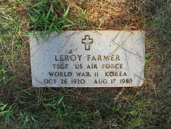 Leroy Farmer