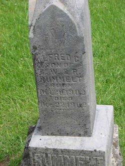 Alfred C. Rummelt