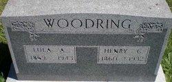 Henry Caleb Woodring