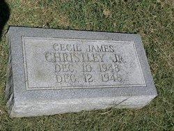 Cecil James Christley, Jr