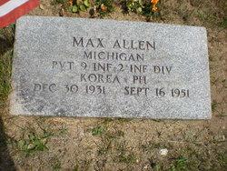 Max Allen