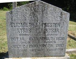 Preston Kysar