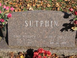 Aubrey <I>Christian</I> Sutphin