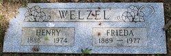 Frieda Welzel
