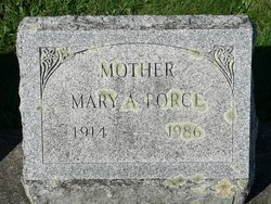Mary A. Force