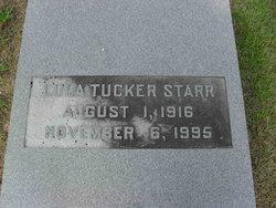 Lula <I>Tucker</I> Starr