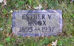 Esther V. Knox