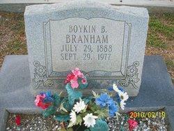 Boykin B. Branham