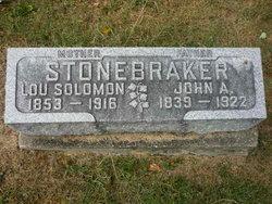 John A Stonebraker