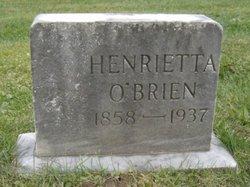 Henrietta O'Brien