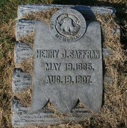 Henry J. Saffran
