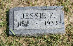 Jessie Edna <I>Bruebaker</I> Latimer