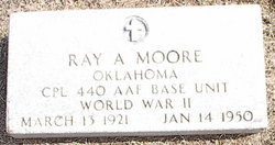 Ray A. Moore