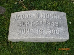Jacob J Mosnat